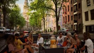 Cruise the Canals & Taste Dutch food